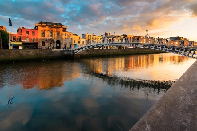 Ciudades más bonitas que visitar en Europa: Dublín
