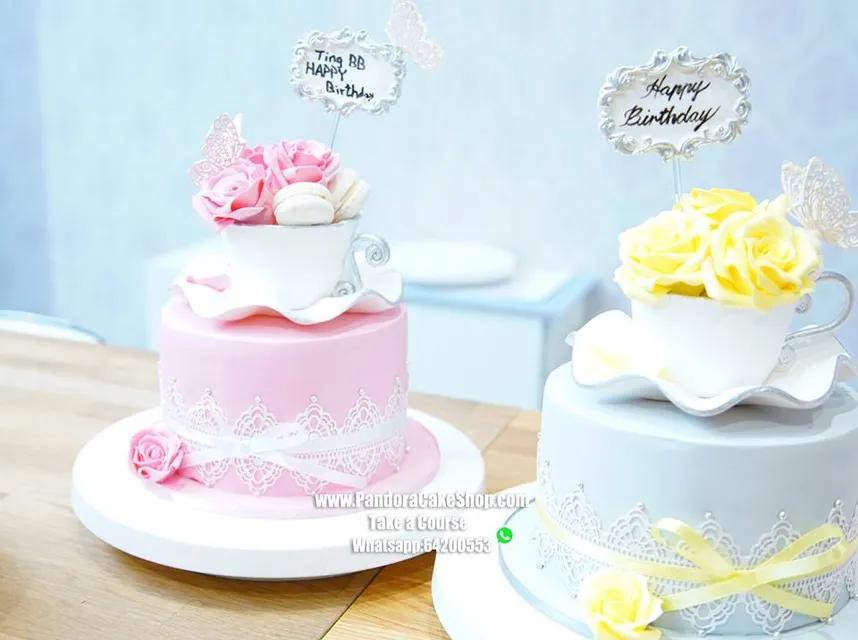 香港8 大精緻甜品店和DIY整生日蛋糕好去處