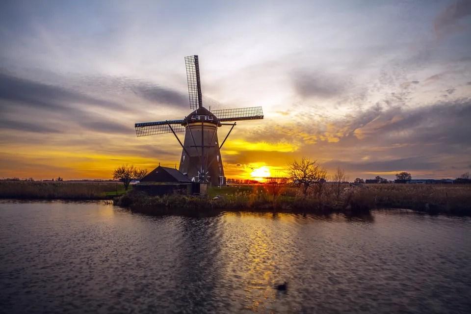 Kinderdijk, Zuid-Holland