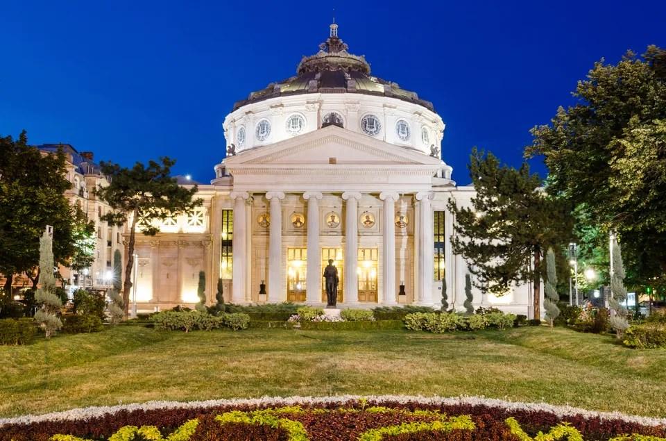 Cosa vedere a Bucarest i 15 posti pi belli