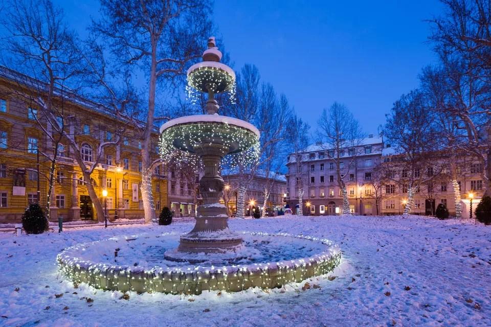 mercado de navidad de bergen