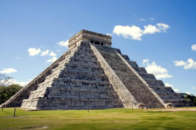 mexico chichen itza pyramid eyeem 24740707 89896841 - Quais foram os países mais visitados do mundo durante a Pandemia?