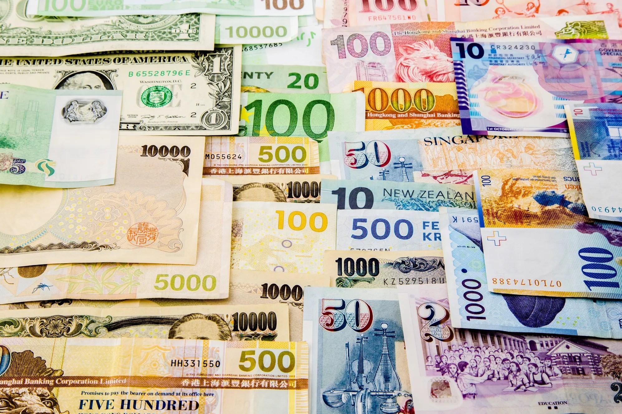 外幣換匯指南:兌換日圓、韓圜、 英鎊、歐羅的至醒「唱錢」方法 - Skyscanner香港