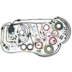 Muscle Car Wiring Harness And Components Free Shipping