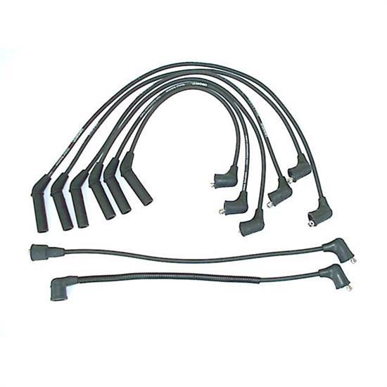 ProConnect 136013 Spark Plug Wire Set, 87-95 Chrysler,8