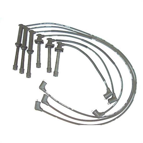 ProConnect 186007 Spark Plug Wire Set, 90 Degree Wire,6