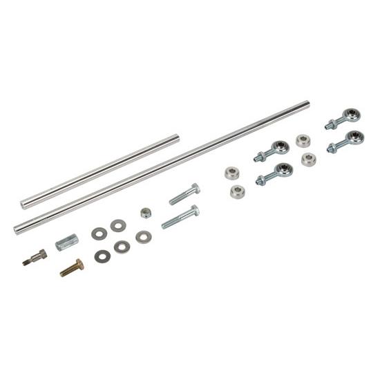 Speedway Motors Hotrod Carburetor Linkage Kit for Shotgun