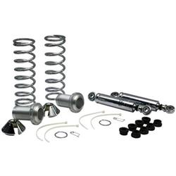 Speedway Street Rod Rear Coil Over Shock Kit, 165 lbs. Rate