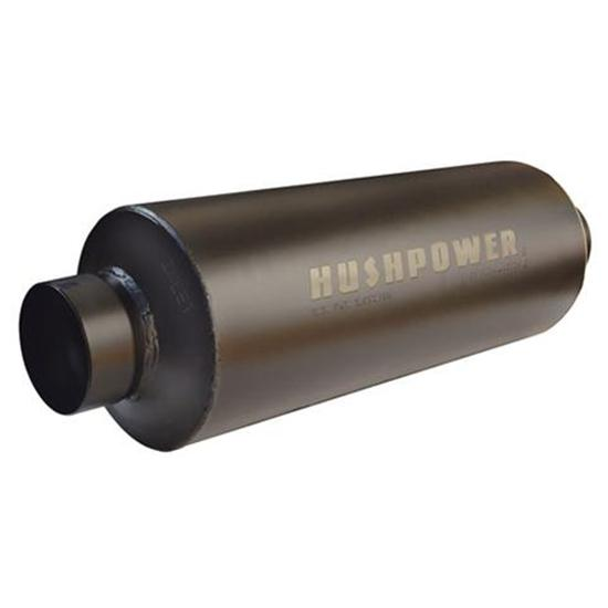 flowmaster 13016100 hushpower pro series race muffler 3 inch in outlet