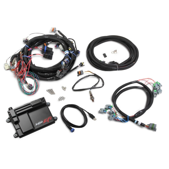 Holley 550-603N EFI ECU & Harness Kits, Includes NTK