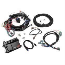 Holley 550-602N EFI ECU & Harness Kits, Includes NTK