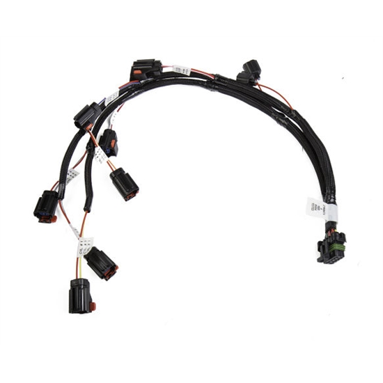 Holley 558-310 Gen III HEMI Coil Harness, Early Coils