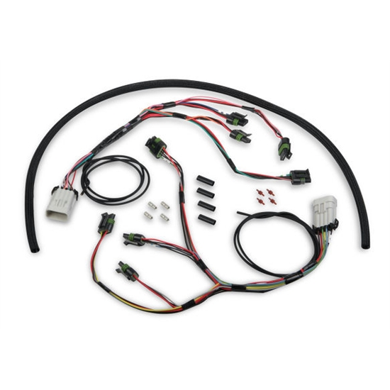 Holley 558-312 HP Smart Coil Ignition Harness 90127688120