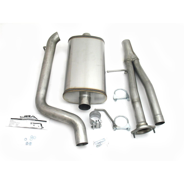 JBA PerFormance Exhaust 40 3023 SS Exhaust System 03 06 H2 Hummer