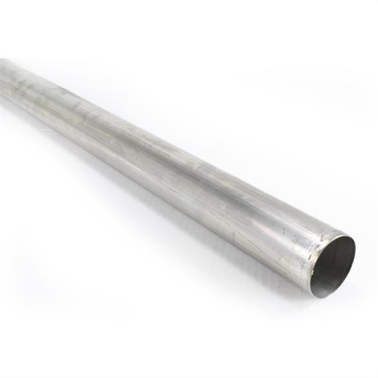 patriot exhaust h7714 tubing stainless steel 2 1 2 inch 18 gauge