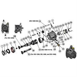 Bert Transmission 93 Full Rebuild Kit