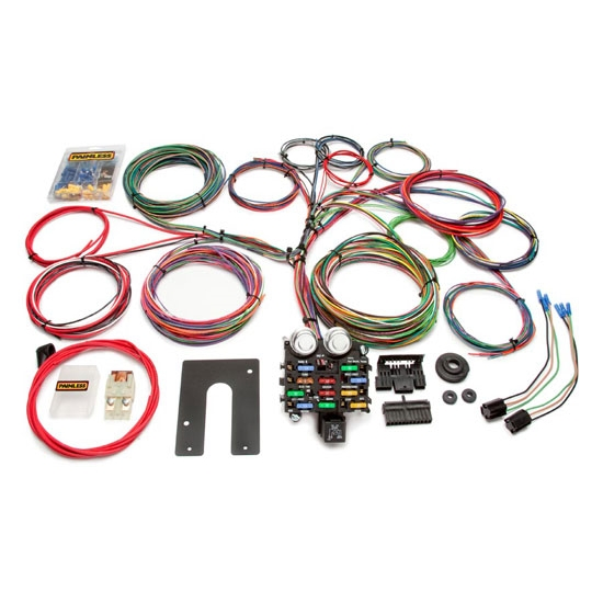 Wiring 10104 21 Circuit GM Pickup Chassis Wiring Harness
