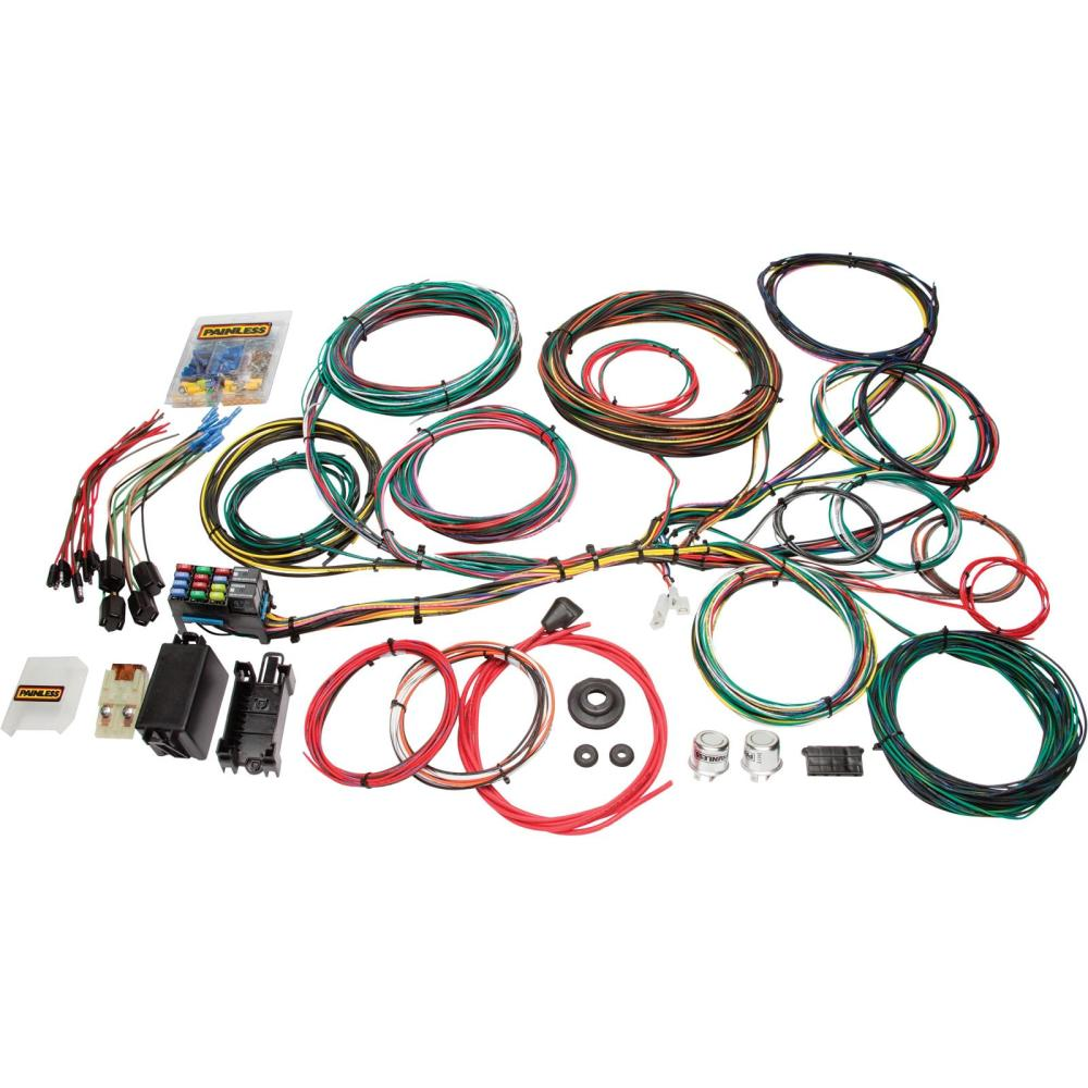 medium resolution of painless 10123 1966 1976 ford muscle car 21 circuit wiring harness91010123 l1600 cbee30b0 bf3c 45a0 b789 936d3ae82b81 jpg