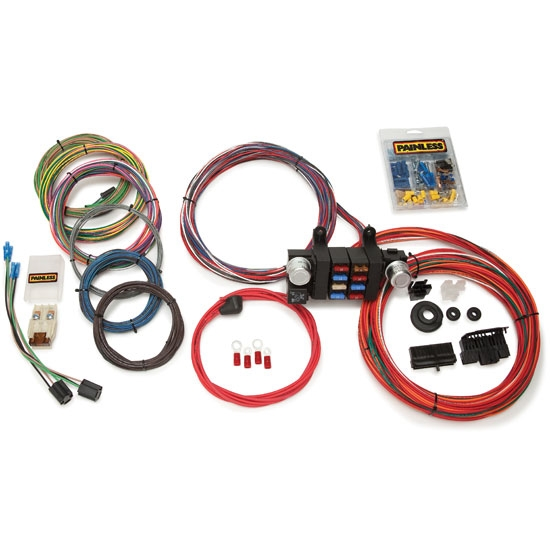 Painless Wiring Harness For Cars