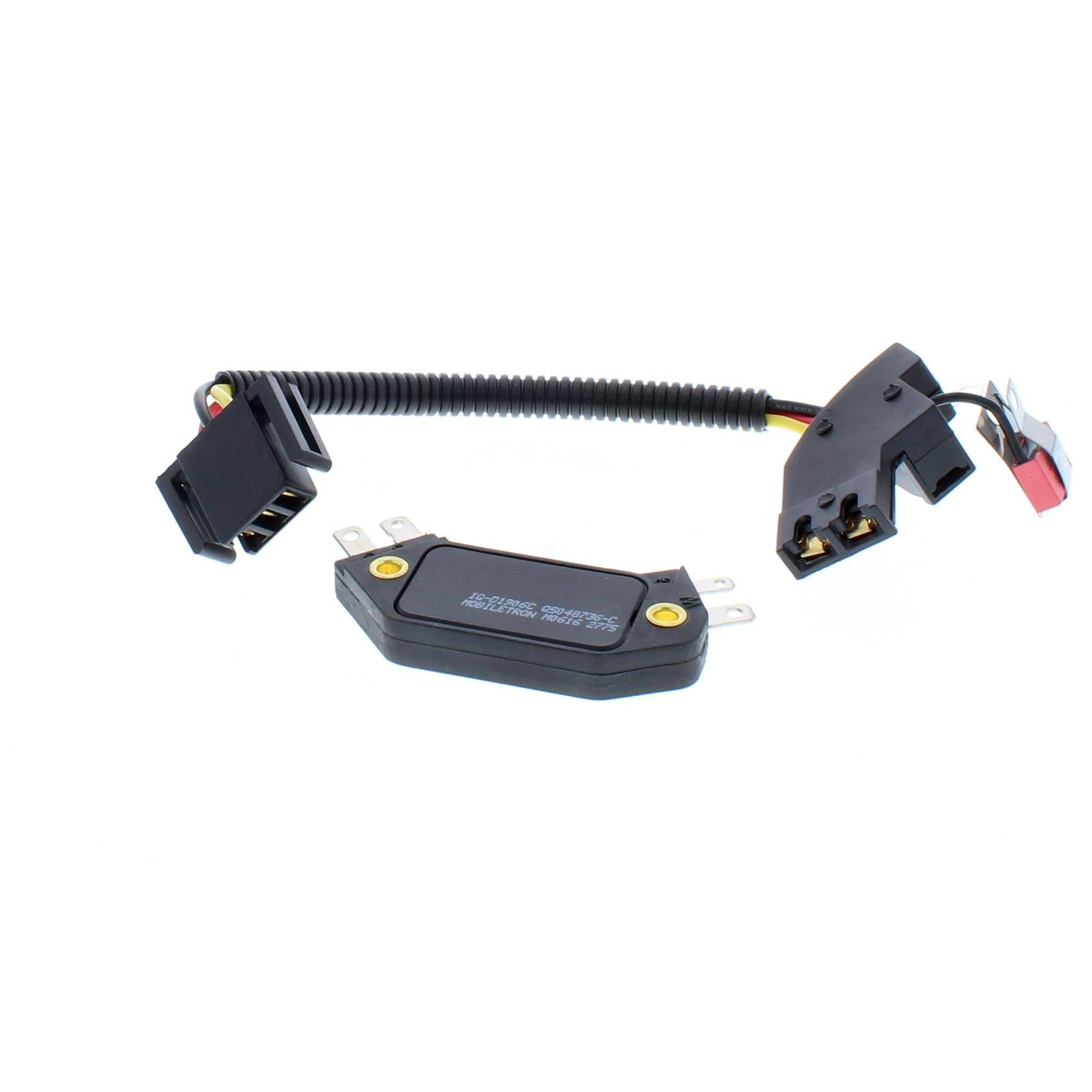 hight resolution of stock hei replacement module and harness esc module gm wiring harness