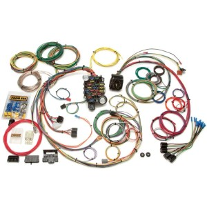Painless 20102 19691974 GM Muscle Car 25 Circuit Wiring
