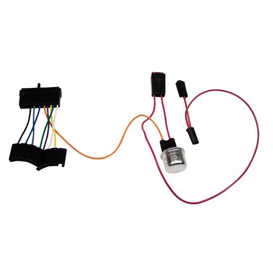 American Autowire 37618 Steering Column Adapter Harness