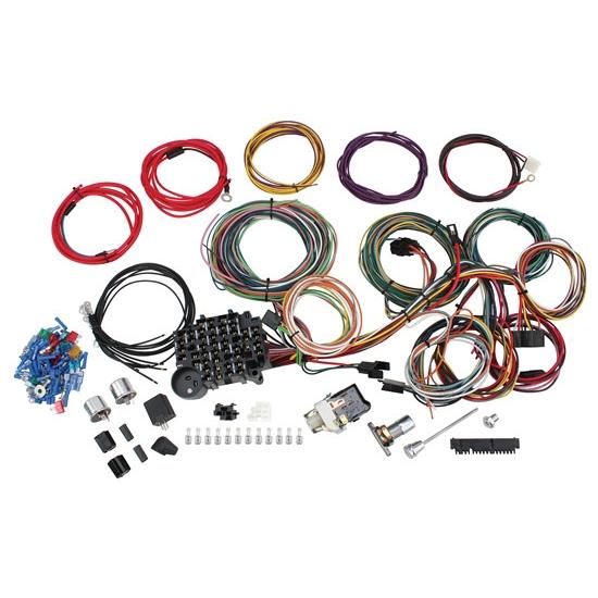 Sale Speedway Universal 20 Circuit Wiring Harness
