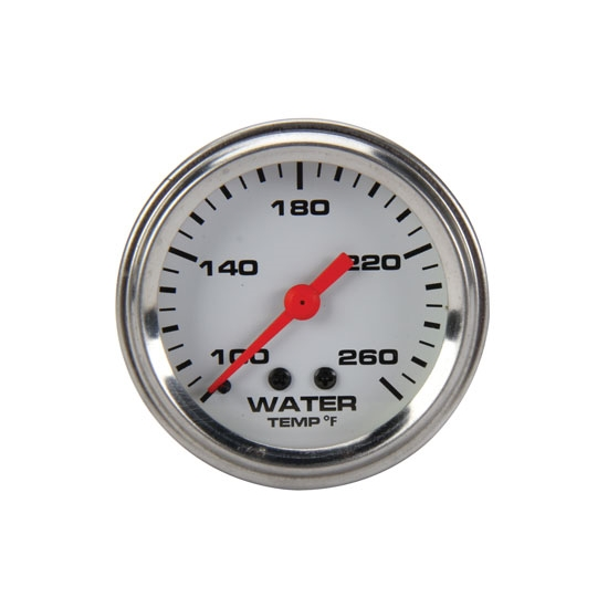 Electric Water Temperature Gauge On Water Temp Gauge Wiring Diagram