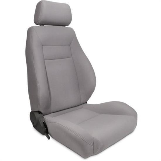 Procar 80-1100-62R Elite Seat. Passenger. Velour