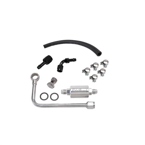 Speedway Motors In-line Fuel Filter Installation Kit