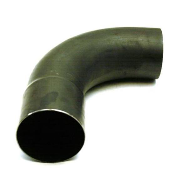 mild steel mandrel bend exhaust elbow pipe 90 degree 3 1 2 inch