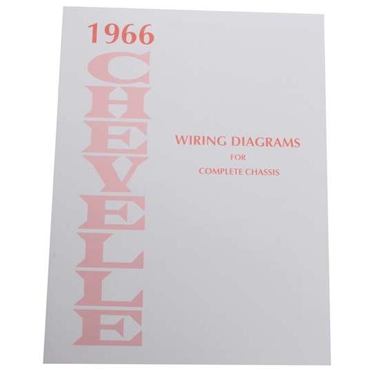 1966 Chevy Chevelle Wiring Diagram Electronic Schematics ... on