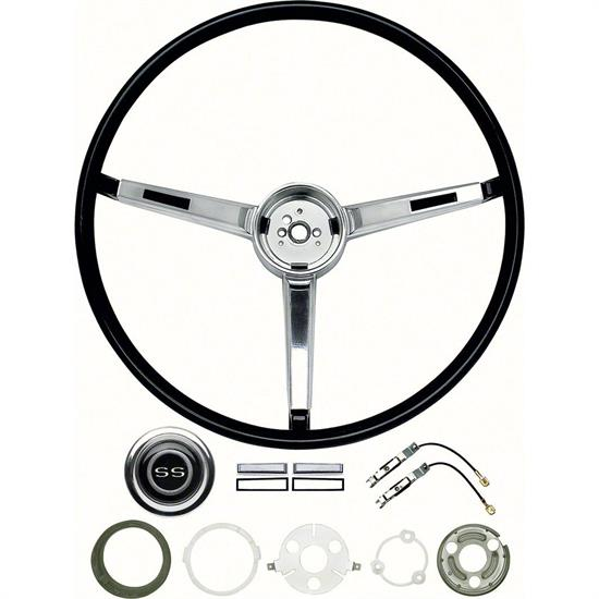 Steering Wheel 68 Chevelle Ss