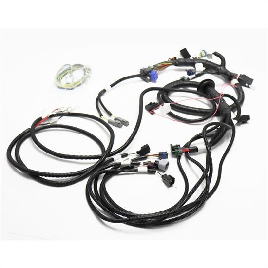 fast hemi wiring harness