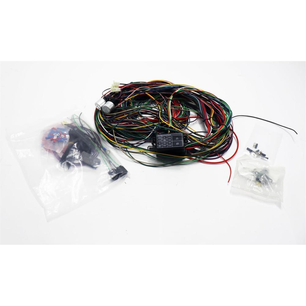 medium resolution of 12 circuit minifuse harness