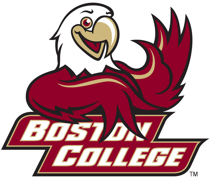 boston college eagles mascot