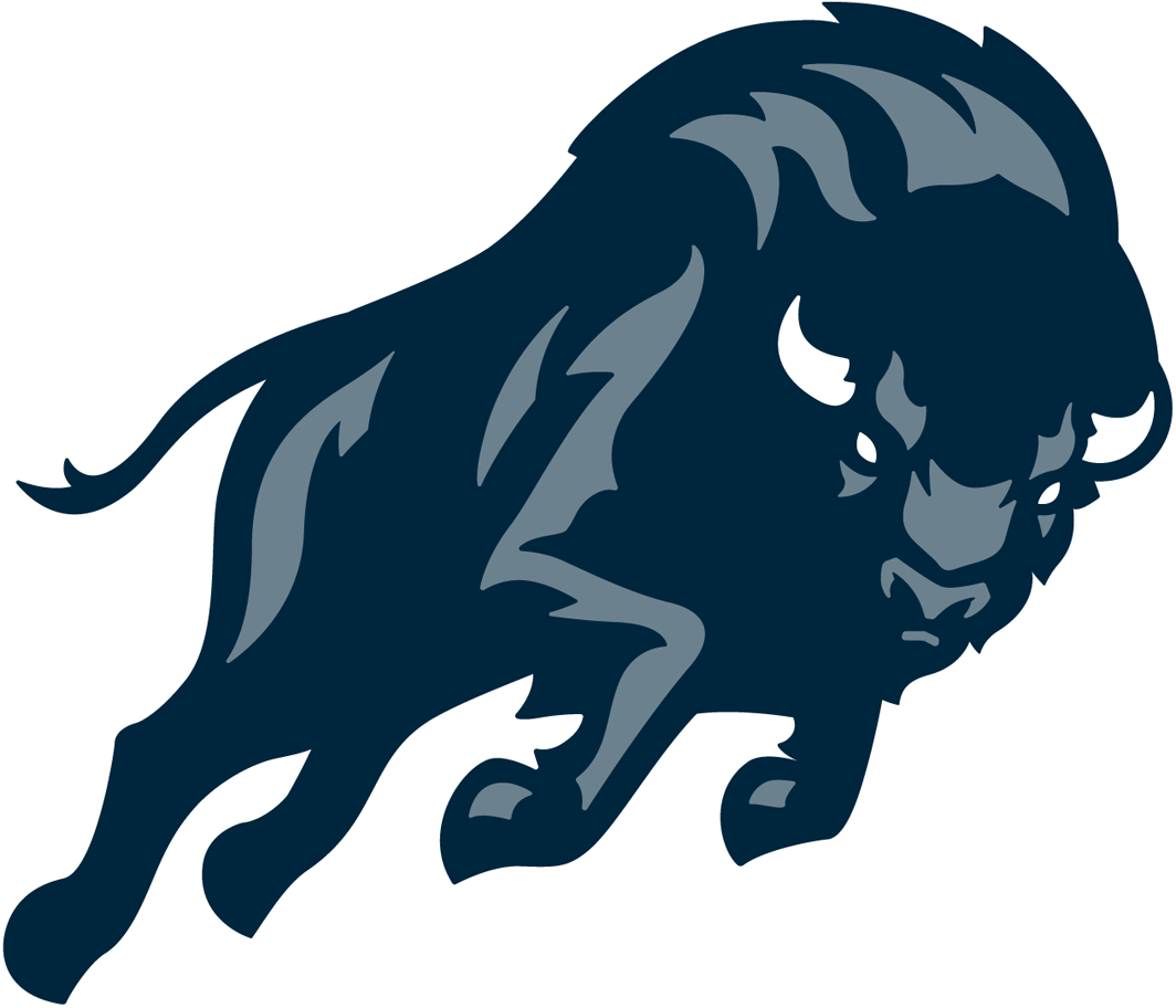 Image result for howard bison logo transparent