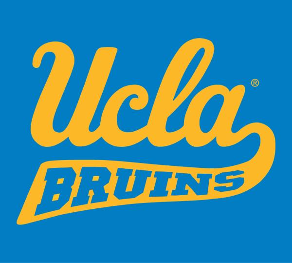 Ucla Bruins Alternate Logo - Ncaa Division U- U