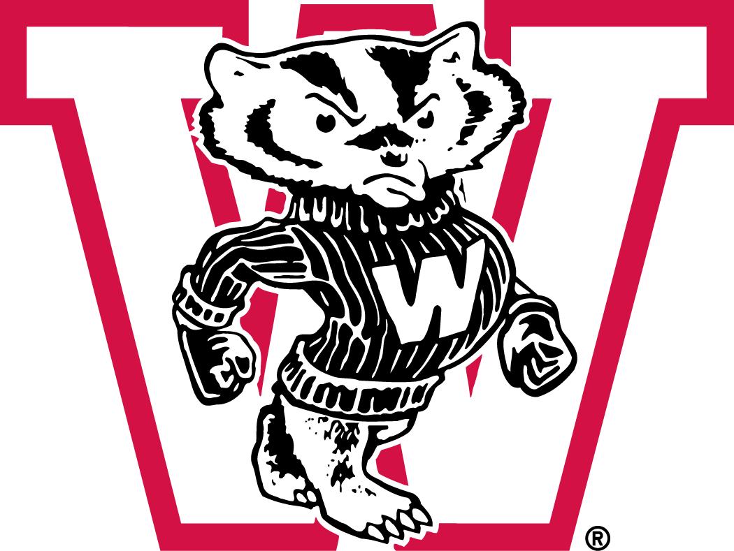 Wisconsin Badgers Basketball Logo