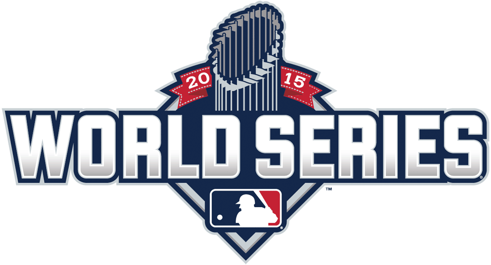 Image result for 2015 World Series logo