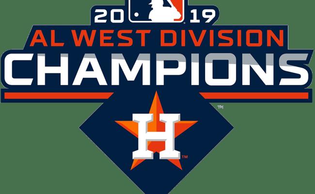 Houston Astros Champion Logo American League Al