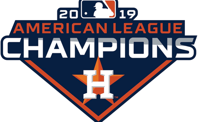 Houston Astros Champion Logo American League Al
