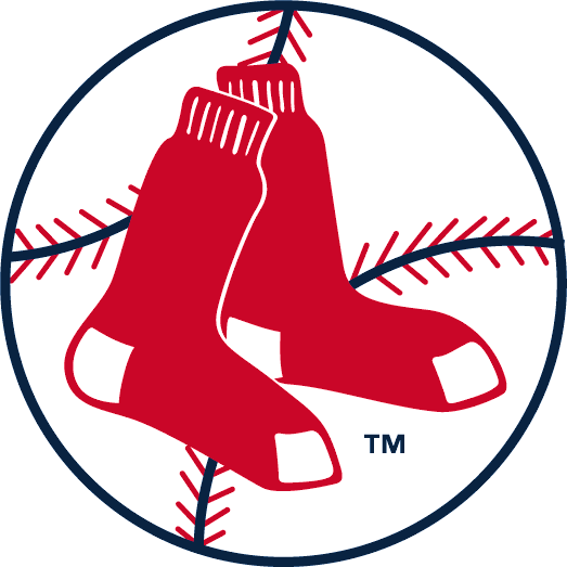 boston red sox primary logo  american league (al)  chris