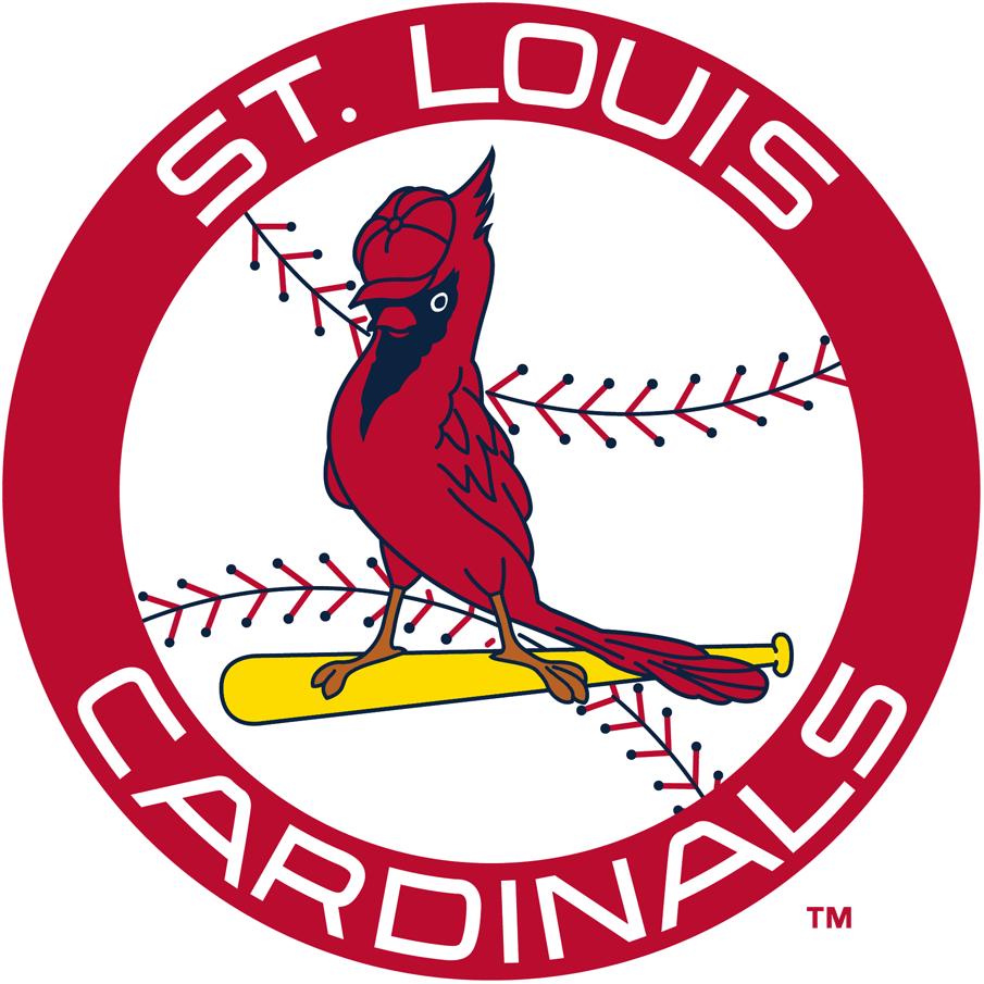 1957 St Louis Cardinals Logo
