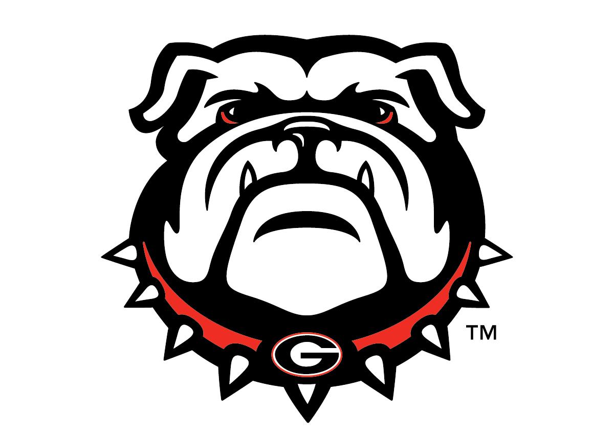 Georgia Bulldog Logo Original