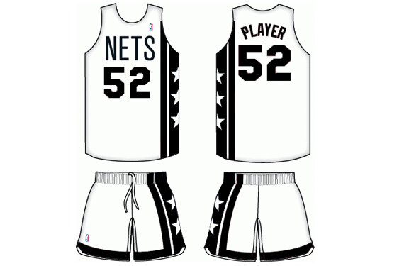 Brooklyn Nets Shorts Leak On Ebay, All But Confirm New Alt