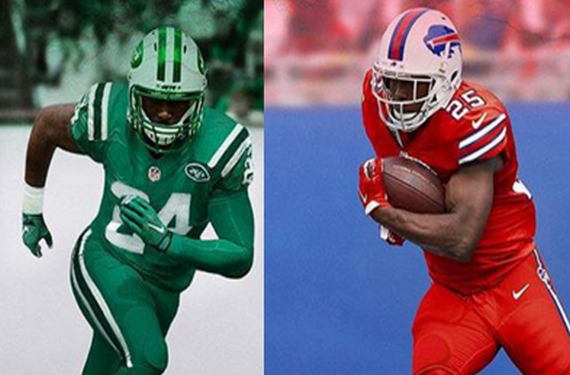83d5a287eb957 Check out the New Uniforms for NFL's Color Rush Thursday Games