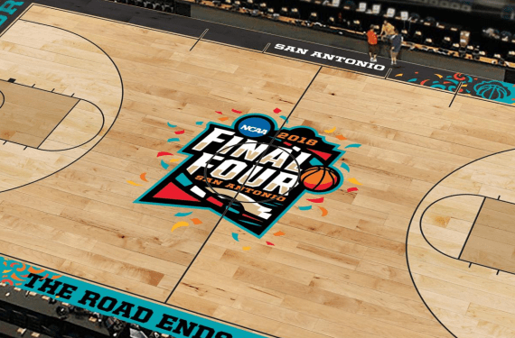 Image result for final four court