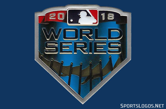 First Look at 2018 World Series Postseason Jersey Patches