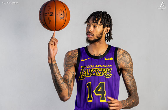 Image result for los angeles lakers city uniform
